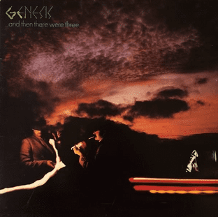 Genesis - ...And Then There Were Three... (LP) (G++/VG)