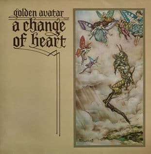 Golden Avatar - A Change Of Heart (LP) (VG-/VG)