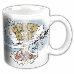 Green Day - Dookie - MUG (11oz) (Brand New In Box)