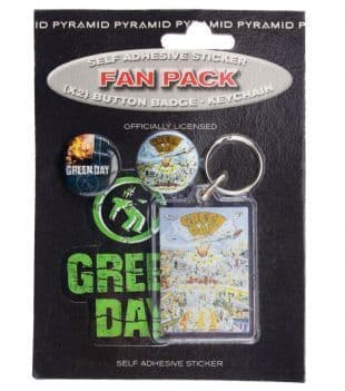 Green Day - Official Fan Pack #1