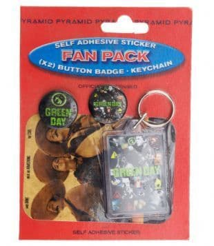 Green Day - Official Fan Pack #2