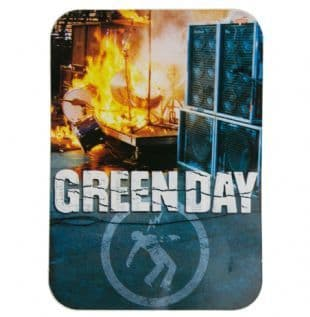 Green Day - Stage Fire (Sticker)