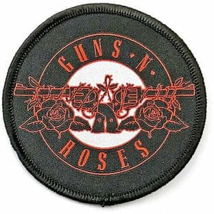 Guns N Roses - Sew On Patch (1)