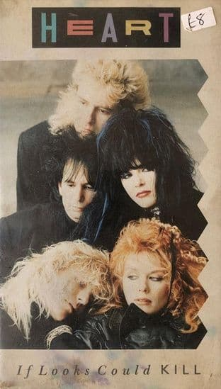 Heart - If Looks Could Kill (VHS)