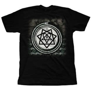 HIM Unisex T-Shirt: Album Symbols (Large) (ts115) New/Sealed)