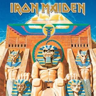 Iron Maiden - Greetings Card (1)