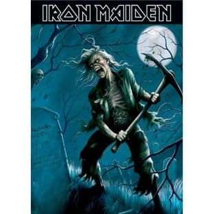 Iron Maiden - Greetings Card  (2)