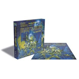 IRON MAIDEN - LIVE AFTER DEATH - 500 PIECE JIGSAW PUZZLE