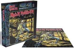 IRON MAIDEN - PIECE OF MIND - 500 PIECE JIGSAW PUZZLE