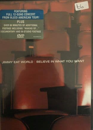 Jimmy Eat World - Believe In What You Want (DVD)