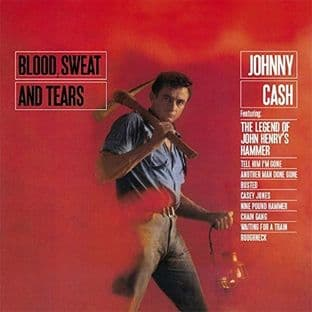 Johnny Cash - Blood, Sweat And Tears (LP) (M/M) (Sld)