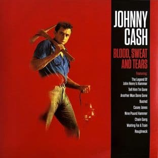 Johnny Cash - Blood, Sweat And Tears (LP) (M/M) (Sld) (1)