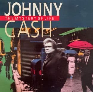 Johnny Cash - The Mystery Of Life (LP) (G++/G++)