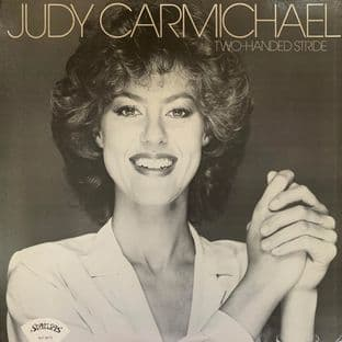 Judy Carmichael - Two-Handed Stride (LP) (EX-/VG-)