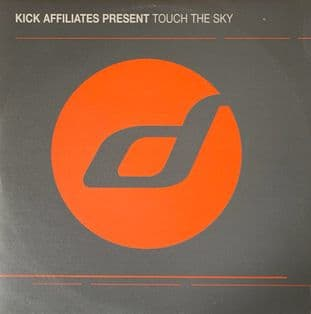 """Kick Affiliates (The) - Touch The Sky (12"""") (VG/G-VG)"""