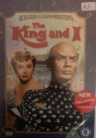 King And I (The) (1956) (1) (DVD)