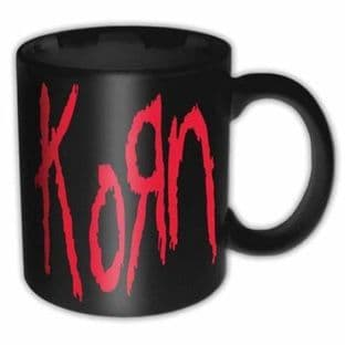 Korn - MUG (11oz) (Brand New In Box)