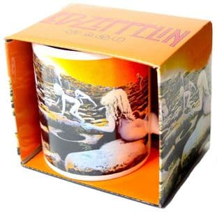 Led Zeppelin - Houses Of The Holy - MUG (11oz) (Brand New In Box)