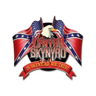 Lynyrd Skynyrd - Greetings Card (1)