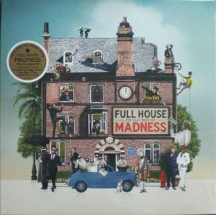 Madness – Full House (The Very Best Of Madness) LP (M/M) (Sealed)