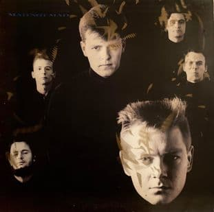 Madness - Mad Not Mad (LP) (G-VG/G++)
