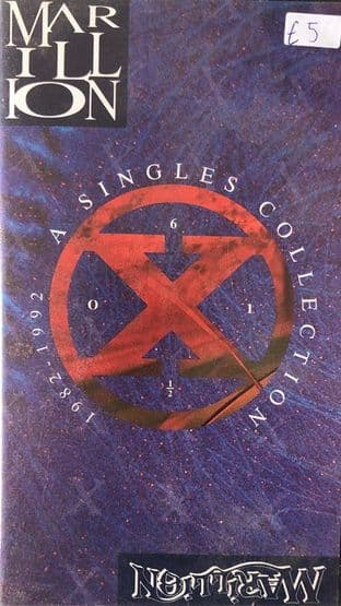Marillion - 1982-1992: A Singles Collection (VHS)