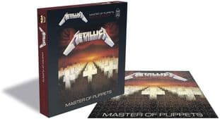 Metallica - Master Of Puppets - Jigsaw Puzzle