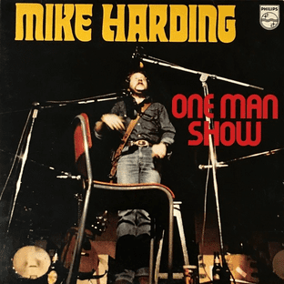 Mike Harding ‎- One Man Show (LP) (EX/G-VG)
