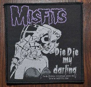 Misfits -Sew On Patch (1)
