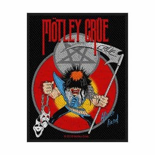 Motley Crue - Sew On Patch