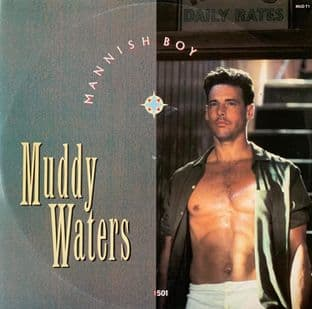 "Muddy Waters ‎- Mannish Boy (12"") (VG-/VG-)"