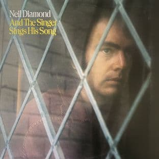 Neil Diamond - And The Singer Sings His Song (LP) (G++/G-VG)