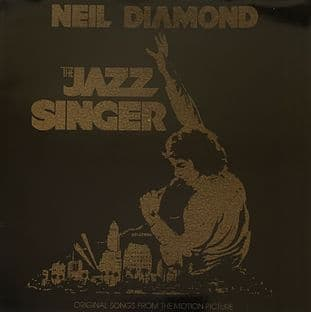 Neil Diamond - The Jazz Singer: Songs From The Motion Picture (LP) (G++/G++)