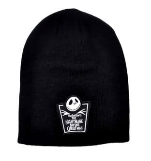Nightmare Before Christmas Beanie Hat