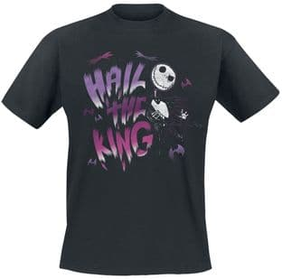 Nightmare Before Christmas - Hail The King - T-shirt XL