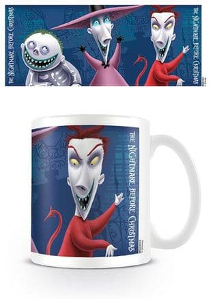 Nightmare Before Christmas (The) - Lock Shock Barrel Boxed Mug (mug300)