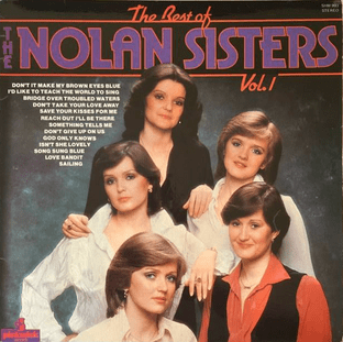 Nolan Sisters (‎The) - The Best Of The Nolan Sisters Vol. 1 (LP) (VG/VG-)