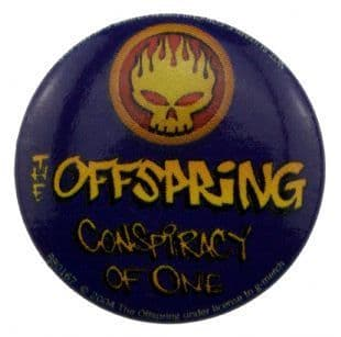 Offspring (The) - Conspiracy Of One (25mm Button Badge)