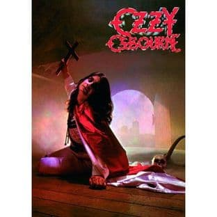 Ozzy Osbourne - Greetings Card (1)