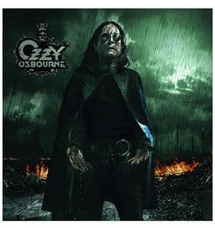 Ozzy Osbourne - Greetings Card