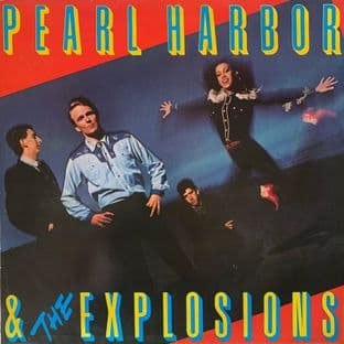 Pearl Harbor & The Explosions - Pearl Harbor & The Explosions (LP) (VG/G-VG)