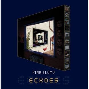 Pink Floyd - Greetings Card