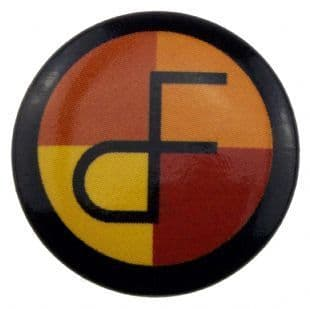 Pink Floyd - PF Logo (25mm Button Badge)