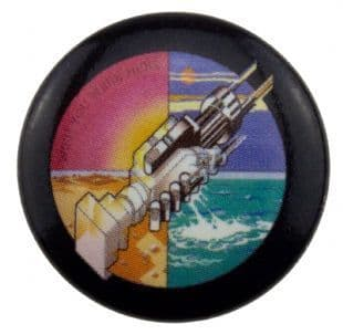 Pink Floyd - Wish You Were Here (25mm Button Badge)