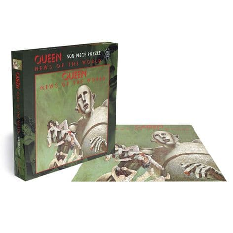 Queen - News Of The World - Jigsaw Puzzle