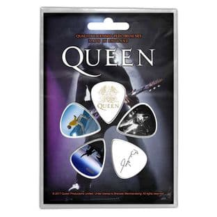 QUEEN PLECTRUM PACK: BRIAN MAY (NEW/SEALED)