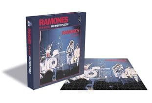 Ramones - It's Alive - Jigsaw Puzzle