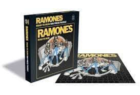Ramones - Road To Ruin - Jigsaw Puzzle
