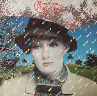 Renaissance ‎- A Song For All Seasons (LP) (VG-EX/EX-)