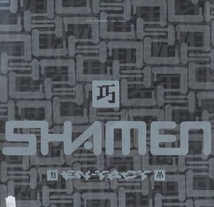 Shamen (The) - En-Tact (LP) ( Czech Release) (M/NM)